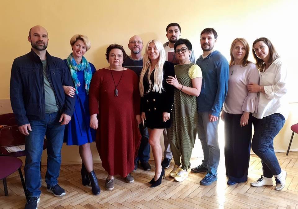 В Киеве завершилась программа специализация МГИ «Экзистенциальная парадигма в гештальт-терапии»