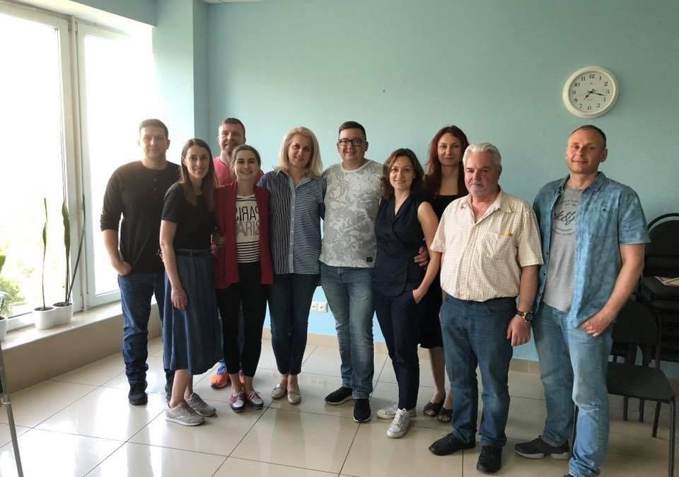 В Минске завершилась 5-я группа специализации «Организационная гештальт-терапия и гештальт-коучинг»