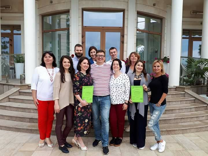 В Одессе завершилась группа 1-й ступени гештальт-программы МГИ