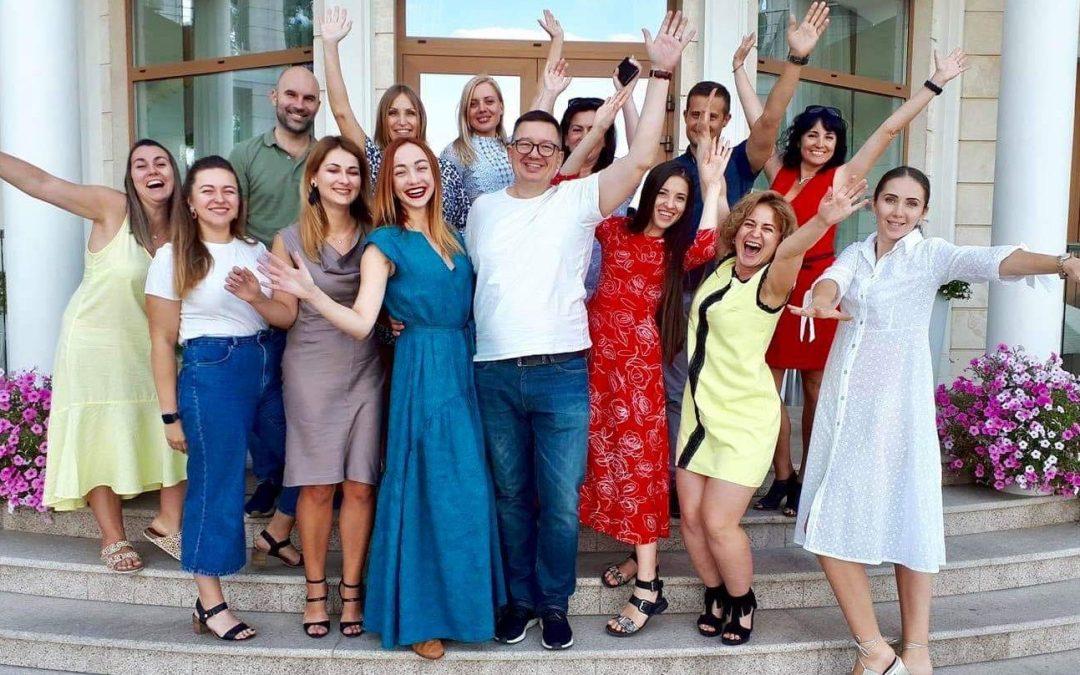 В Одессе завершилась группа 1-й ступени гештальт-программы!