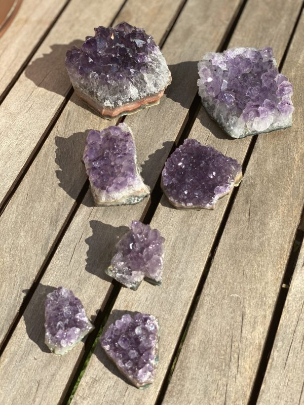 Amethyst Clusters (all sizes)