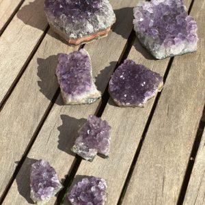 Amethyst Cluster Crystal