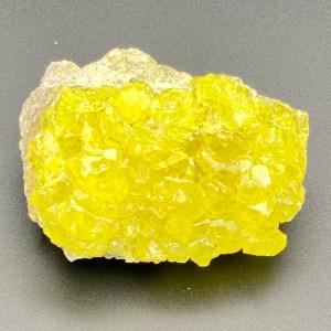 Sulphur Crystal