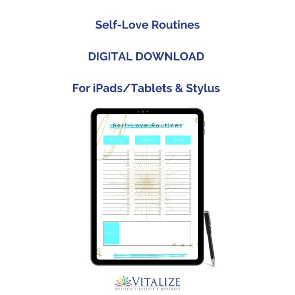 Self-Love Routines Ad 2
