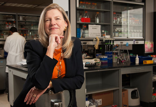 photo of Dr. Cheryl Walker