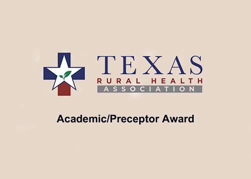 TRHA Award Logo