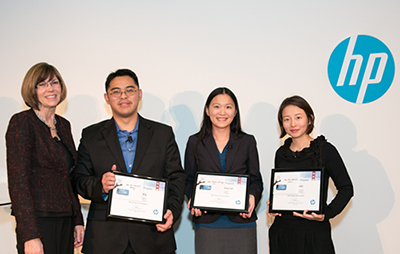 HP Innovative Council