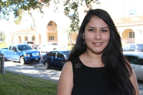 Sasha Cruz receives summer internship