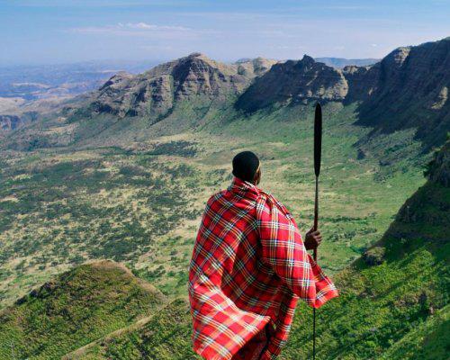 Great Rift Valley of Kenya