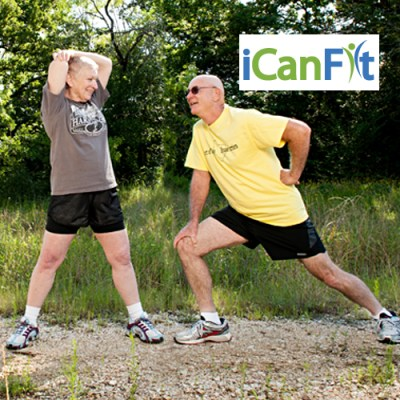 Older Adults Exercising
