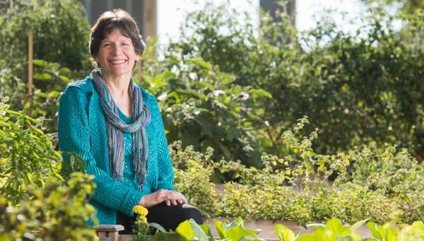 Dr. Ory in Garden