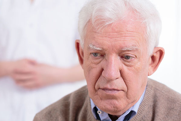 common elderly health issues dementia