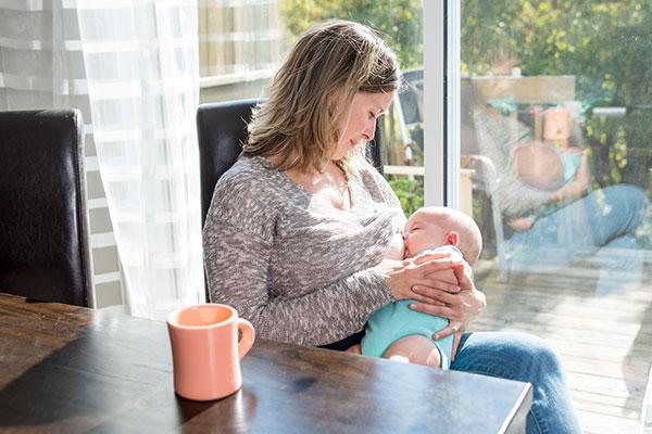 missed period - breastfeeding