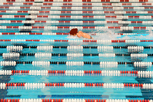 Swimmer's ear can be a problem