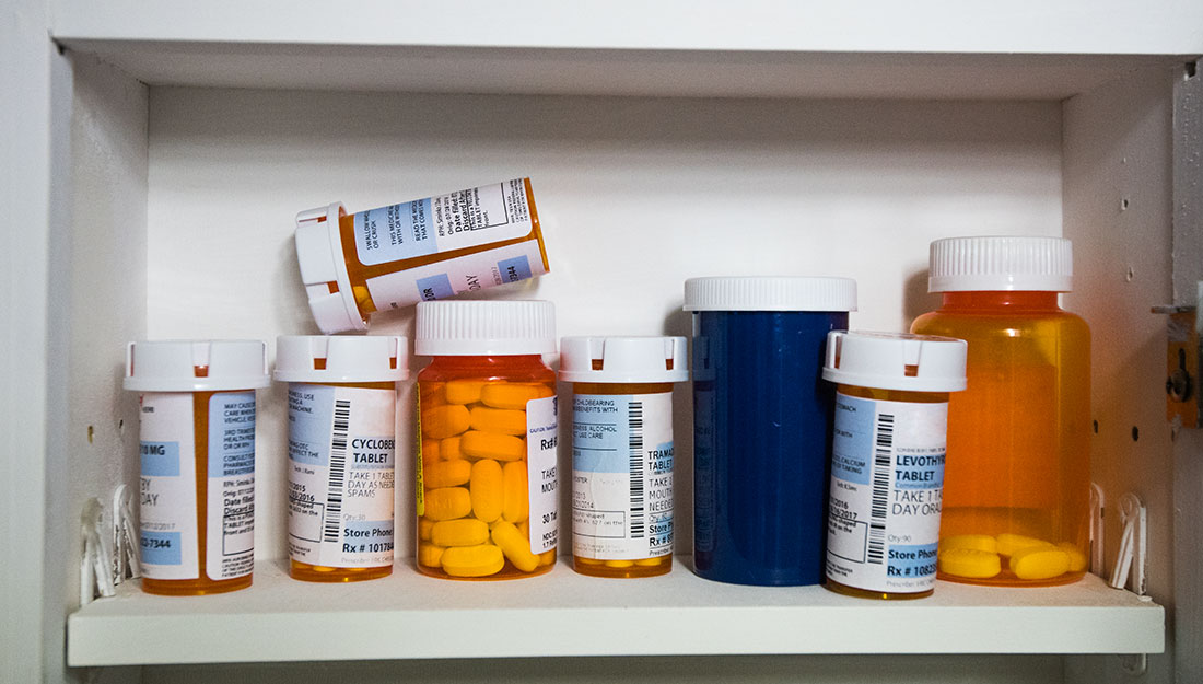 Drug stability: How storage conditions affect their