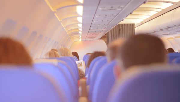 long plane ride