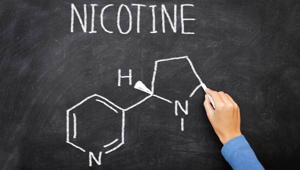 Nicotine may help protect the aging brain