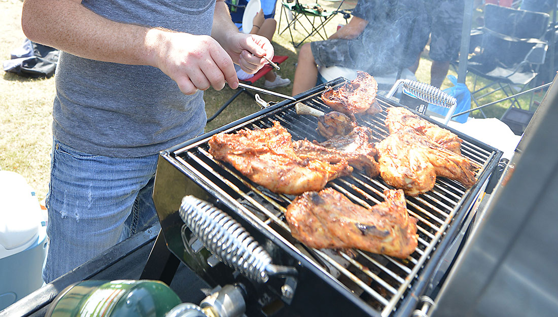 4 Recipes For A Winning And Healthy Game Day Tailgate