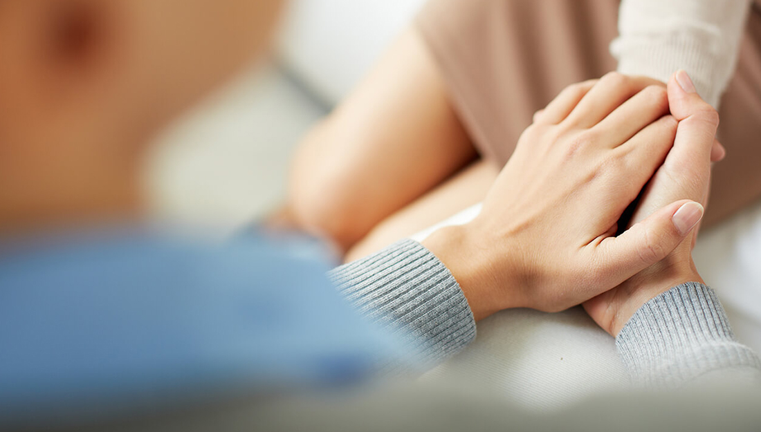 Starting therapy can help ease the stresses of life