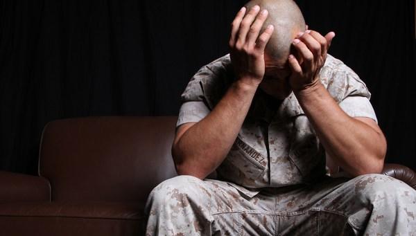 Veterans have higher suicide risk