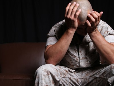 Veterans have higher suicide risk