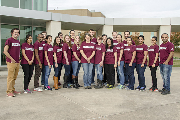 EpiAssist students help after Hurricane Harvey