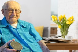 artificial intelligence used in older populations