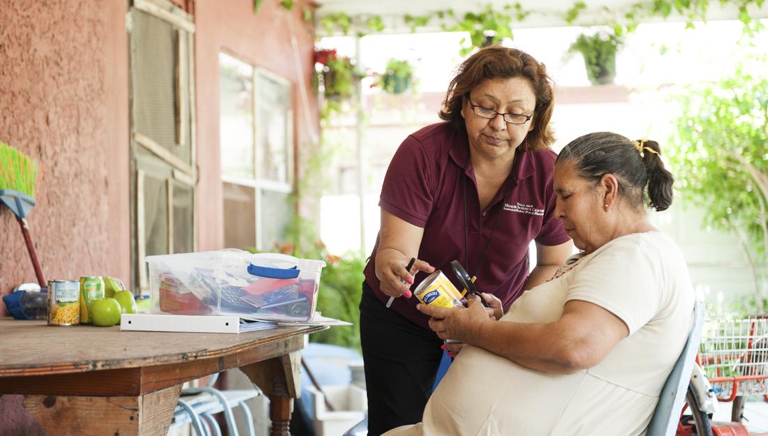 Type 2 diabetes in hispanics