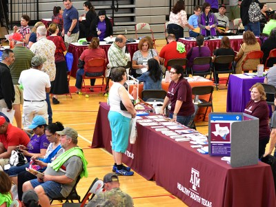 South Texas finds health through community involvement