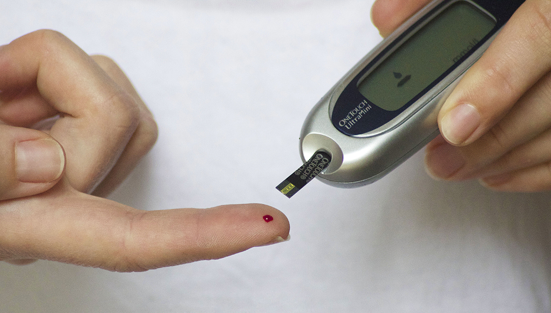 Managing your diabetes starts with your diet