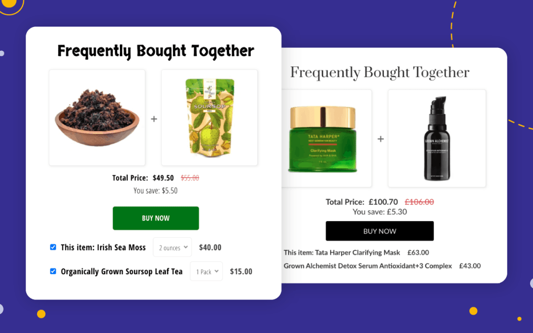 5 Unique Product Bundling Examples – Broken Down And Analyzed