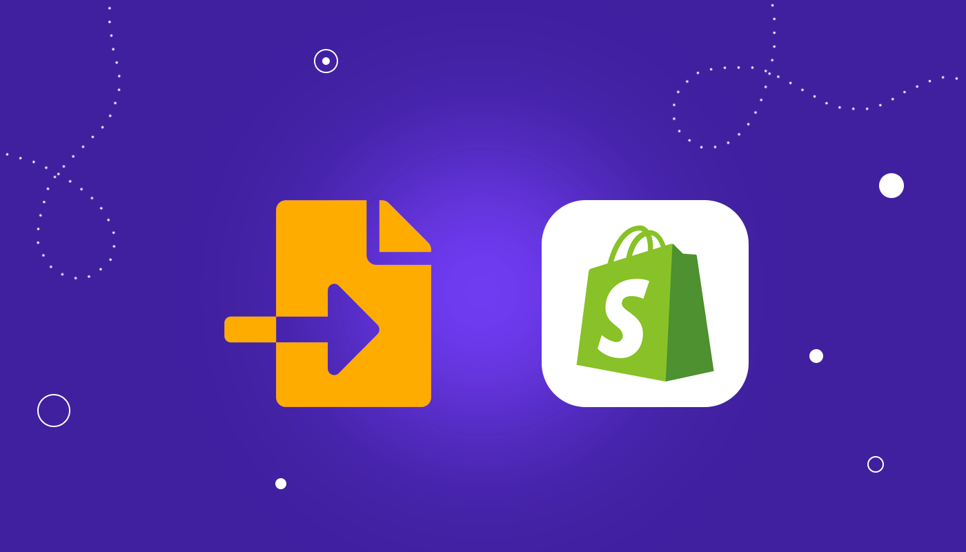 import orders to shopify