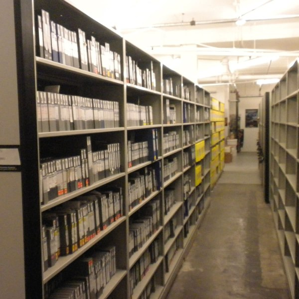 Museum Storage Systems - Vital Valt