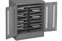 Secure Laptop Cabinets | Laptop Security Cabinets