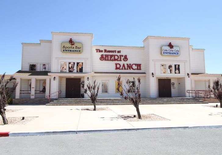 Sheris Ranch Las Vegas Home Page