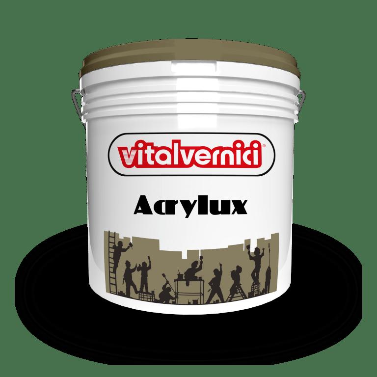 Pittura acrilica elastomerica anticarbonatativa