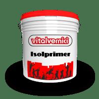 Isolante acrilico antisfarinante all'acqua