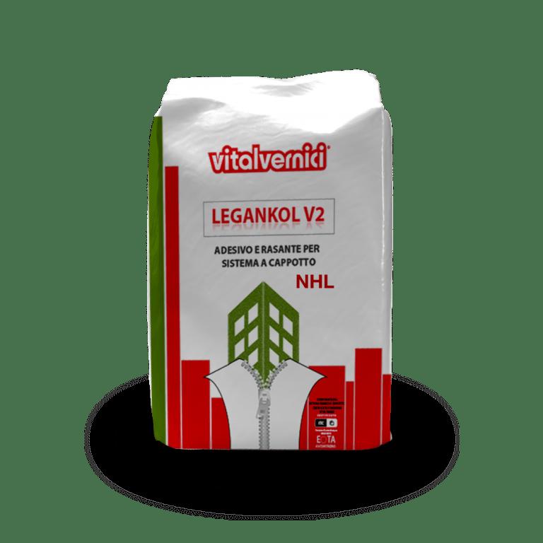 Adesivo in polvere ecocompatibile