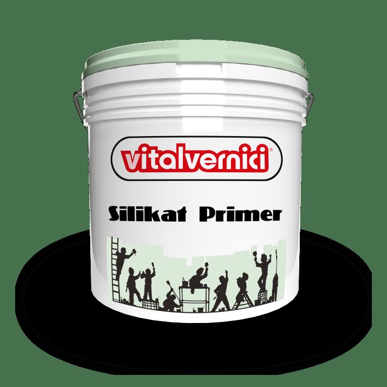 Fissativo impregnante ai silicati di potassio
