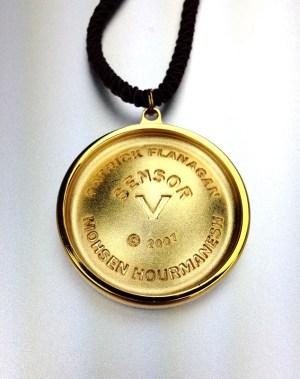 sensor v necklace by Patrick Flanagan, David Wolfe Necklace