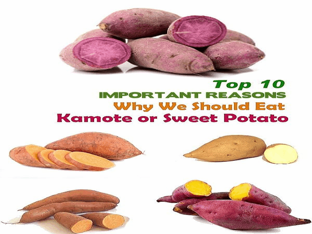 Top 10 Sweet Potato Benefits For Diabetes