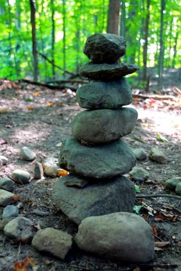 Echo Ring Stone Stack