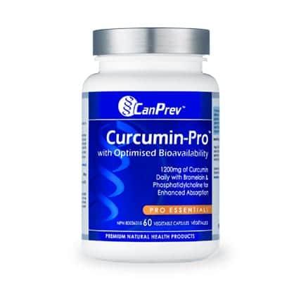 الكركمين CanPrev Curcumin-Pro™ 60Vcap