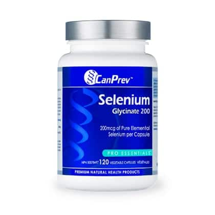 السيلينيوم جليسينات CanPrev Selenium Glycinate 200mg