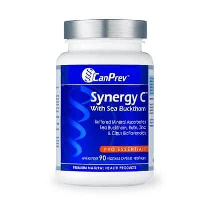 فيتامين سي الكامل CanPrev Synergy C 90Vcap