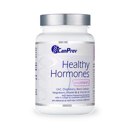 التوازن الهرموني للنساء CanPrev Healthy Hormones™