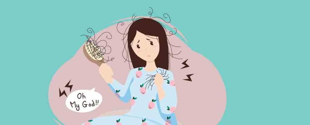 أسباب تساقط الشعر واكثر من 20 طريقة لعلاجه طبيعيا