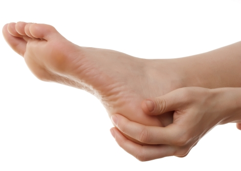 overcome foot pain