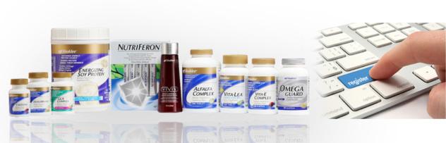 Daftar Ahli Shaklee Online dgn Pembelian Produk Shaklee