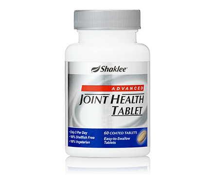 AJHT Shaklee (Advanced Joint Health Tablet)